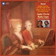 ピアノ協奏曲第10 & 20番 アンドレ・プレヴィン&ロンドン交響楽団 (2枚組/180グラム重量盤レコード/Warner Classics)