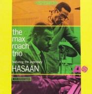 Max Roach Trio featuring The Legendary Hasaan (180グラム重量盤レコード/Speakers Corner)