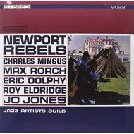 Jazz Artists Guild: Newport Rebels (180グラム重量盤レコード/Speakers Corner)