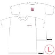 Tシャツ白 [L]