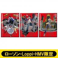 スクエアバッジセット (Buster Bros!!!)【ローソン・Loppi・HMV限定】