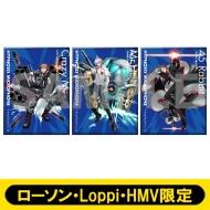 スクエアバッジセット (MAD TRIGGER CREW)【ローソン・Loppi・HMV限定】