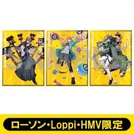 スクエアバッジセット (Fling Posse)【ローソン・Loppi・HMV限定】