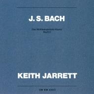 平均律クラヴィーア曲集 第2巻 キース・ジャレット(チェンバロ)(2CD)