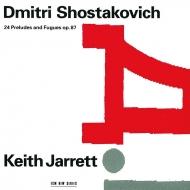 24の前奏曲とフーガ キース・ジャレット(2CD)