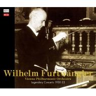 ヴィルヘルム・フルトヴェングラー&ウィーン・フィル/伝説のコンサート(1950-53)(ターラ編)(6CD)