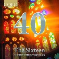ザ・シックスティーン 40周年記念コレクション(2CD)
