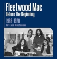 Before The Beginning 1968-1970 Rare Live & Demo Sessions (3枚組アナログレコード)
