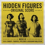 Pharrel Wiliams, Hans Zimmer & Benjamin Wallfisch -Hidden Figures【2019 RECORD STORE DAY 限定盤】(アナログレコード)