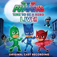 Time To Be A Hero! (Original Cast Recording)【2019 RECORD STORE DAY 限定盤】(カラーヴァイナル仕様/アナログレコード)