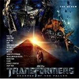 トランスフォーマーリベンジ Transformers: Revenge Of Fallen オリジナルサウンドトラック【2019 RECORD STORE DAY 限定盤】(グリーン・ヴァイナル仕様/2枚組アナログ)