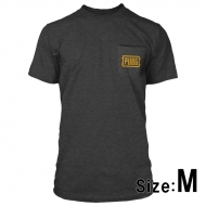 『PUBG』 ロゴTシャツ M