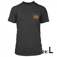 『PUBG』 ロゴTシャツ L