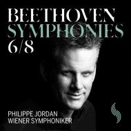 交響曲第6番『田園』、第8番 フィリップ・ジョルダン&ウィーン交響楽団