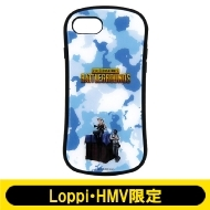 『PUBG』 ハイブリッドガラスケース(iPhone8、7、6s、6)【Loppi・HMV限定】