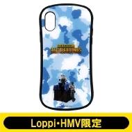 『PUBG』 ハイブリッドガラスケース(iPhoneXs、X)【Loppi・HMV限定】