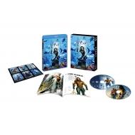 【初回仕様】アクアマン ブルーレイ&DVDセット (2枚組/ブックレット&キャラクターステッカー付)