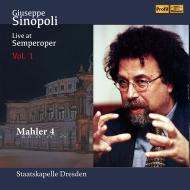 交響曲第4番 ジュゼッペ・シノーポリ&シュターツカペレ・ドレスデン、ユリアーネ・バンゼ