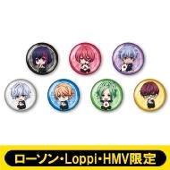 缶バッジ7個セット (キタコレ・MooNs)【ローソン・Loppi・HMV限定】