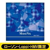 ミニタオル (MooNs)【ローソン・Loppi・HMV限定】