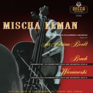 Violin Concerto, 1, : Elman(Vn)Boult / Rpo +wieniawski: Violin Concerto, 2,