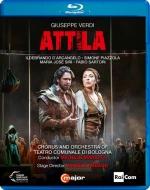 『アッティラ』全曲 D.アバド演出、マリオッティ&ボローニャ市立劇場、ダルカンジェロ、シーリ、他(2016 ステレオ)(日本語字幕付)