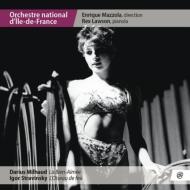 La Bien Aimee Suite: Mazzola / Ile De France National O Rex Lawson(Pianola)+stravinsky: Firebird Suite