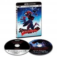 スパイダーマン:スパイダーバース 4K ULTRA HD&ブルーレイセット【初回生産限定】