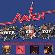 Over The Top: Neat Years 1981-1984: 4CD Clamshell Boxset