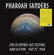 Live At Antibes Jazz Festival In Juan-les-pins July 21, 1968 (アナログレコード)