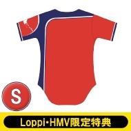 『HOKKAIDO be AMBITIOUS』レプリカユニフォーム 無地 (Sサイズ)【Loppi・HMV限定特典付】