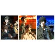 PSYCHO-PASS サイコパス Sinners of the System Blu-ray 3作セット【HMV限定3作同時購入特典つき】