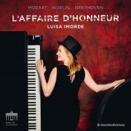 Sonate Precedee D'une Introduction Et Fugue, Etc: Imorde(P)+beethoven: Sonata, 8, Mozart: Adagio & Fugue: Rouvier