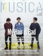 MUSICA (ムジカ)2019年 6月号