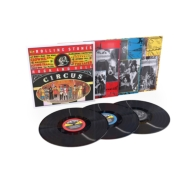 Rolling Stones Rock And Roll Circus 【輸入盤国内仕様】(3枚組アナログレコード)
