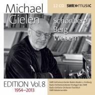 ミヒャエル・ギーレン・エディション 第8集〜シェーンベルク、ベルク、ヴェーベルン作品集(12CD)