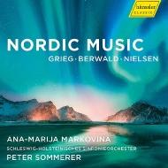 グリーグ:ピアノ協奏曲、ベルワルド:ピアノ協奏曲、他 アナ=マリヤ・マルコヴィナ、ペーター・ゾンメラー&シュレスヴィヒ=ホルシュタイン交響楽団