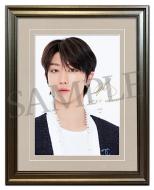 THE 8 額装写真(プリントサイン&オリジナルメッセージ入り) / SEVENTEEN museum 2019