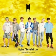 Lights/ Boy With Luv 【初回限定盤A】(+DVD)