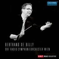 ベルトラン・ド・ビリー&ウィーン放送交響楽団 名演集(9CD)