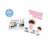 トレーディングカード 5パックセット(1パック3枚入り)※カード種類全53種 / SEVENTEEN JAPAN 1ST SINGLE 'Happy Ending' SHOWCASE オフィシャルグッズ