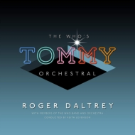 Who's Tommy Classical (2枚組アナログ/180グラム重量盤レコード)