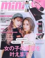 mini (ミニ)2019年 7月号
