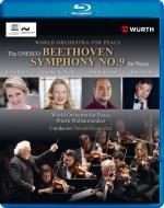 交響曲第9番『合唱』 ドナルド・ラニクルズ&ワールド・オーケストラ・フォー・ピース