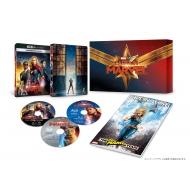 キャプテン・マーベル 4K UHD MovieNEXプレミアムBOX(数量限定)
