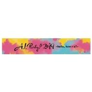 マフラータオル / A.I.Party! 2019