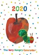 2020年スケジュール帳 はらぺこあおむし(大判/アップル)