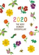 2020年スケジュール帳 はらぺこあおむし(大判/フラワー)