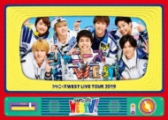 ジャニーズWEST LIVE TOUR 2019 WESTV! 【Blu-ray初回仕様】