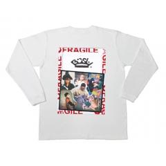 ロングスリーブTシャツ<Yabiku Henrique Yudi×BiSH>